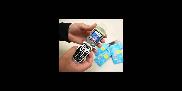 Le préservatif pour GSM
