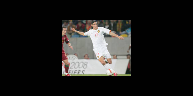 Marouane Fellaini :  ''Ne jamais baisser les bras''  - La DH