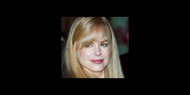 Nicole Kidman a eu un accident - La DH