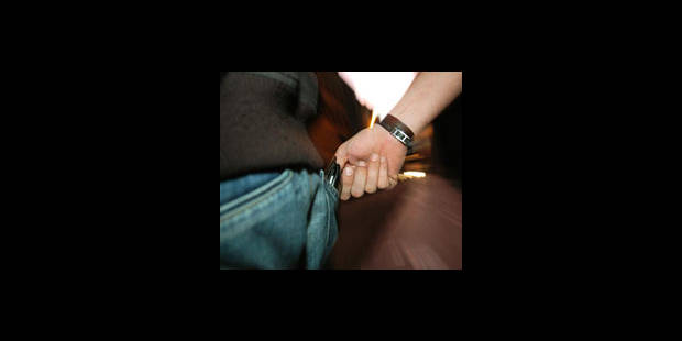 Lancement d'une campagne contre les pickpockets à Bruxelles - La DH