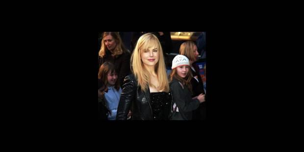 Nicole Kidman est enceinte - La DH