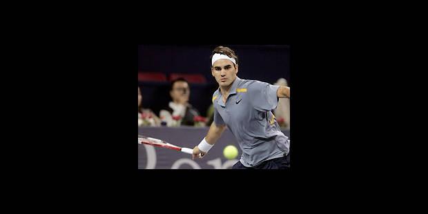 Nalbandian qualifié grâce à Federer - La DH