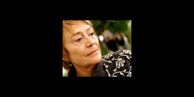 Annie Girardot atteinte d'Alzheimer - La DH