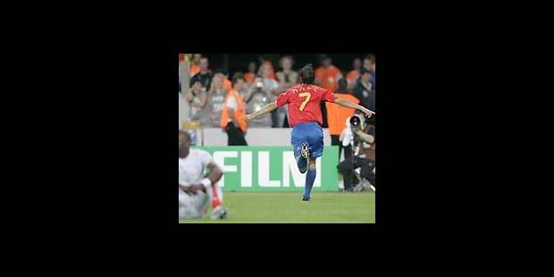 Cela Raul pour l'Espagne! - La DH