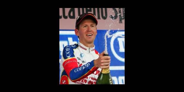 Superbe victoire de Rik Verbrugghe au Giro