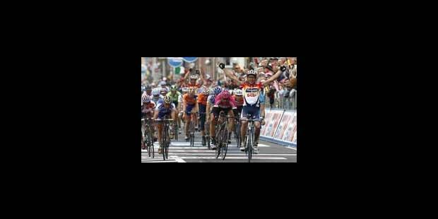 Giro: McEwen tire le premier !