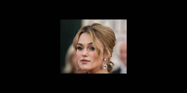 Keira Knightley élue la femme la plus sexy au monde - La DH