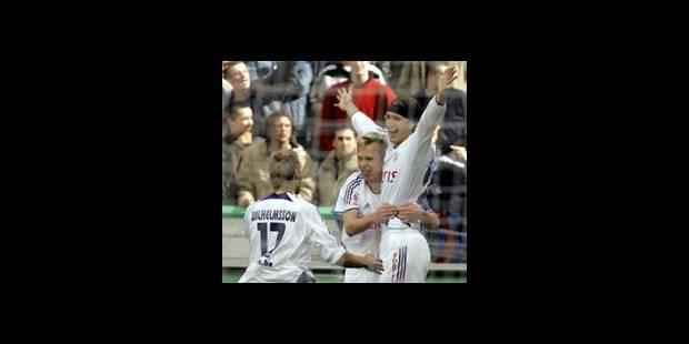 Bruges ne sera pas champion - La DH