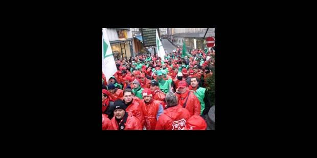 La grève du 28, secteur par secteur - La DH