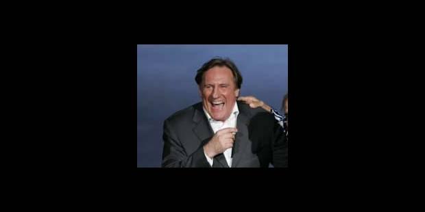 Depardieu annonce son intention d'arrêter le ciné - La DH
