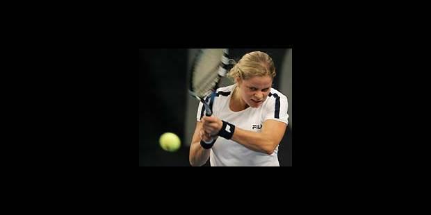 Kim Clijsters grand-ducale