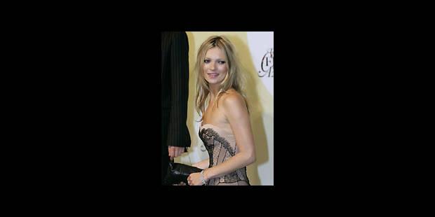 Kate Moss est sans emploi - La DH