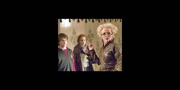 Les photos du nouvel Harry Potter