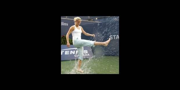 Kim Clijsters pense à arrêter sa carrière fin 2007
