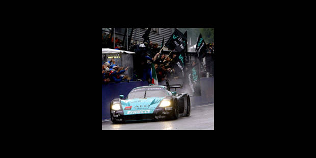 24h de Francorchamps: victoire de la Maserati de Van de Poele - La DH