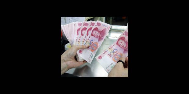 La Chine réévalue le yuan - La DH