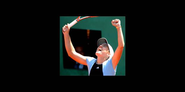 Justine Henin: «Mon meilleur match» - La DH