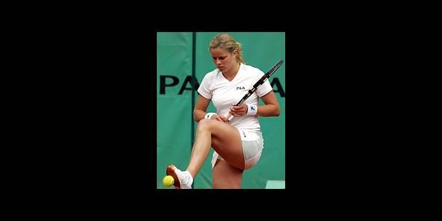 Roland Garros - Clijsters assure et rassure - La DH
