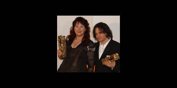 Deux César pour Yolande Moreau - La DH
