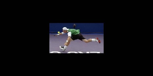 Masters: Hewitt a écoeuré Roddick - La DH