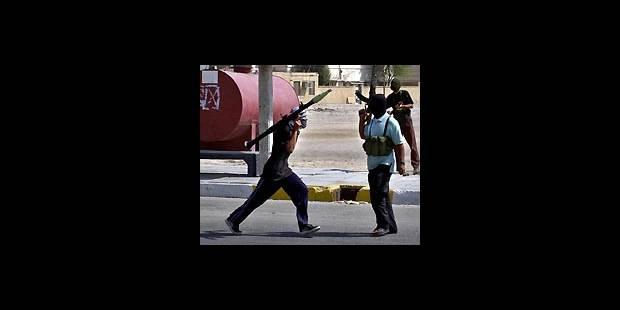 Sadr ordonne le désarmement de Najaf - La DH