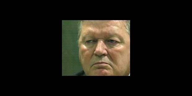 Michel Nihoul est entré à la prison de Bruges - La DH