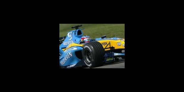 Renault: Trulli part, Fisichella revient - La DH