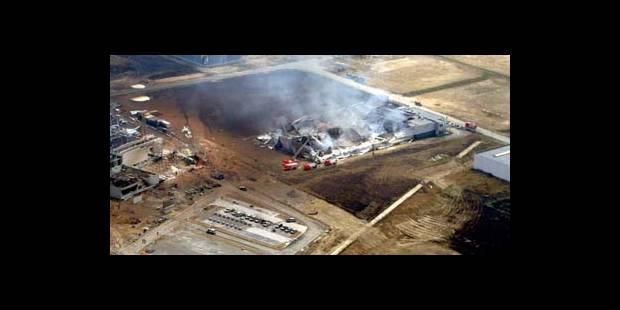 Explosion à Ghislenghien: <i>''une petite fin du monde''</i>