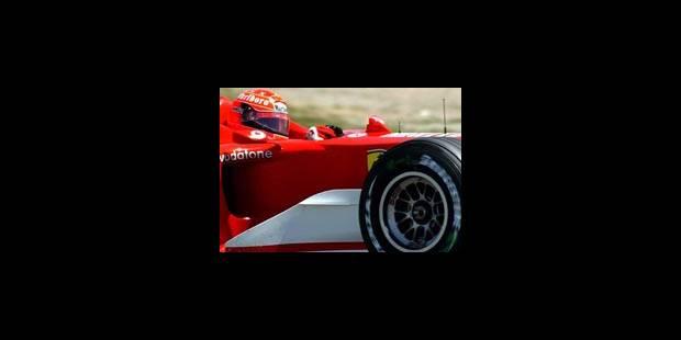 GP d'Europe - Victoire de Michael Schumacher - La DH