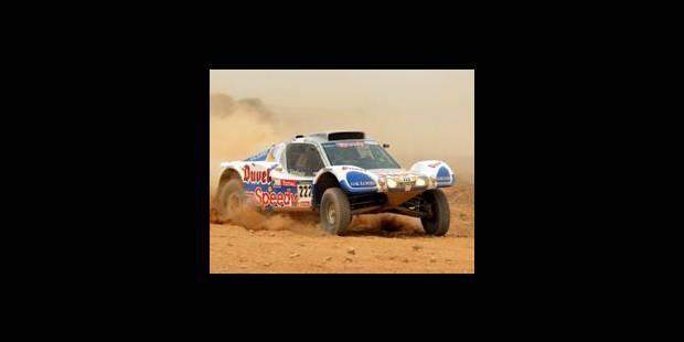 Dakar 2004 - <i>«C'est vraiment de la folie!»</i>