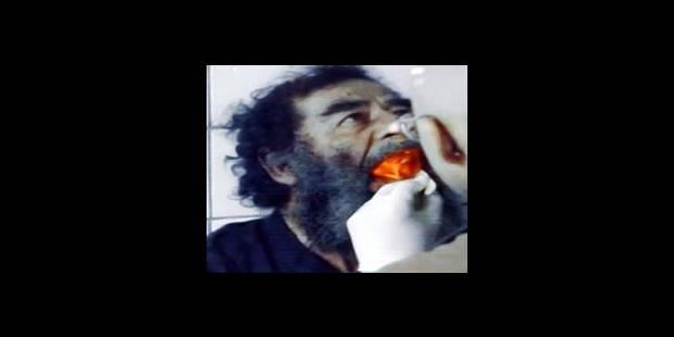 Saddam Hussein cuisiné - La DH