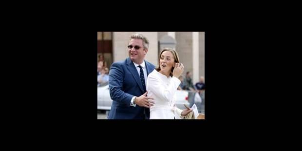 Le Prince Laurent et la Princesse Claire attendent un enfant - La DH