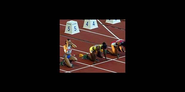 Paris 2003: Gevaert ne passe pas le cap des 1/2 finales