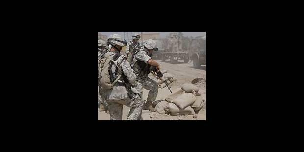 L'US Army bousculée en Irak - La DH
