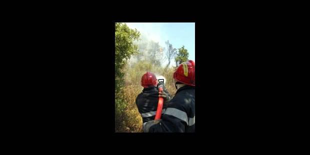 Incendie dans le Var - La DH