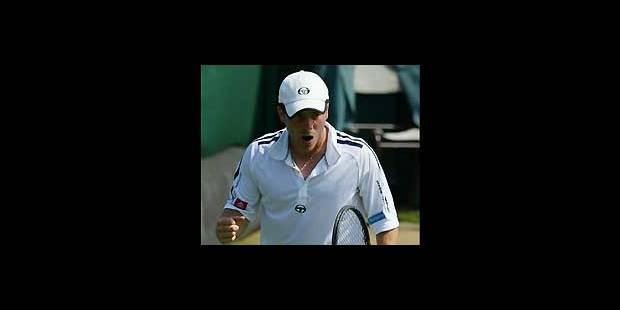 Wimbledon : Olivier Rochus a gagné au poker ! - La DH