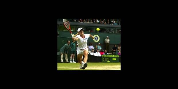 La Deux à l'heure de Wimbledon - La DH