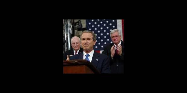 Bush en général d'armée - La DH