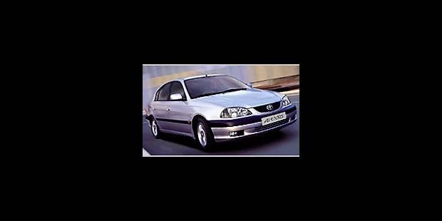 L'Avensis se veut la plus europ�enne des japonaises