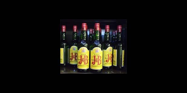 Mortelle bouteille - La DH
