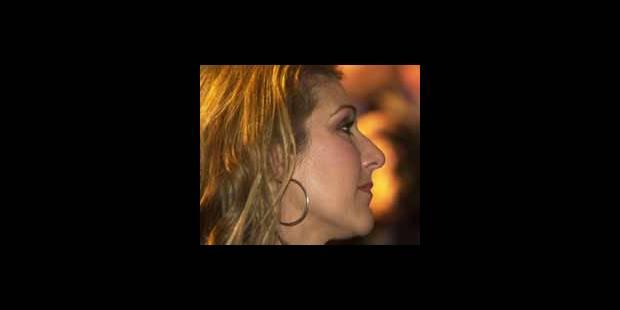 Céline Dion: un avion l'attendait à Gosselies