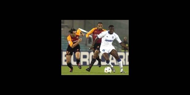 Ligue des Champions: Dagano rate le but en or... - La DH