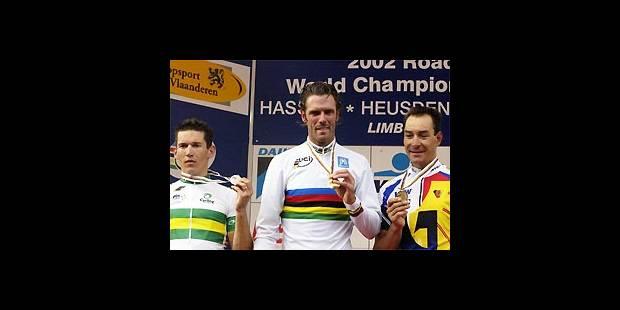 Championnats du monde cyclistes à Zolder - La DH