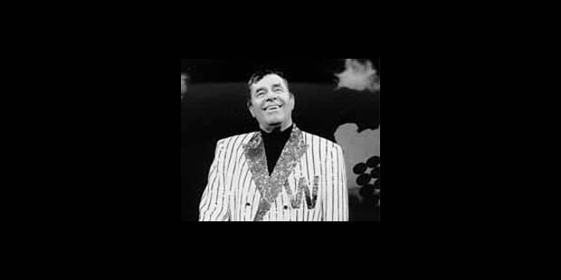 Jerry Lewis: <i>''J'ai songé au suicide''</i>