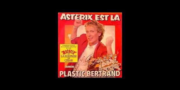 `Plastic est un non-chanteur´ - La DH