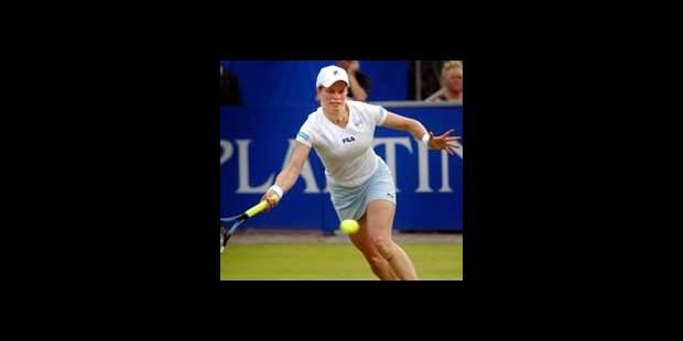 Wimbledon: Kim et Justine déjà au second tour - La DH