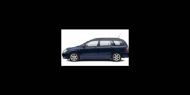 Les cotes de la DH - Toyota Corolla Wagon 2.0 D4D - La DH