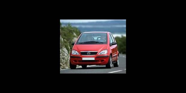 Les cotes de la DH: Mercedes A 170 CDi L - La DH