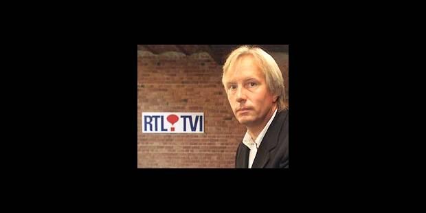 Eddy de Wilde a passé plus de 20 ans à RTL - La DH
