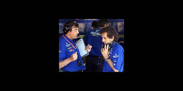 Prost Grand Prix: cette fois c'est vraiment la fin! - La DH